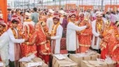 A FRESH START- A mass marriage ceremony in Muzaffarnagar-(MANISH KUMAR)