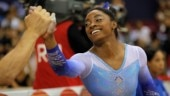 Simone Biles sets record in world championship with 13 gold medals