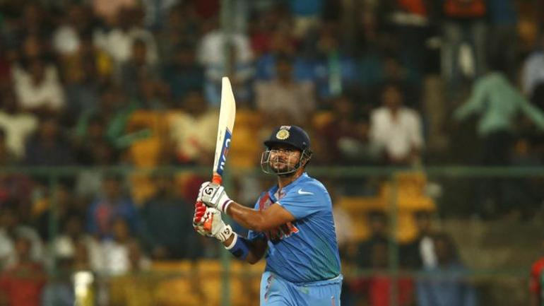 Suresh Raina is the first Indian to score a hundred in all three formats