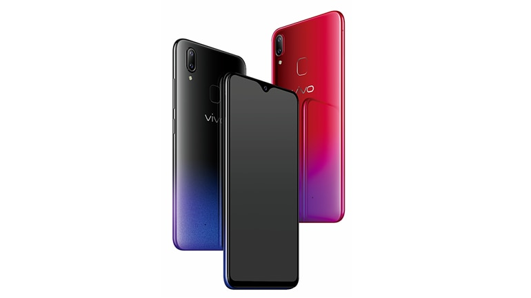 Vivo Y95 with 20MP AI selfie camera goes official in