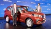 Maruti Suzuki Ertiga launched in India for Rs 7.44 lakh