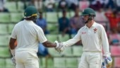 1st Test: Williams, Masakadza fifties guide Zimbabwe to 236/5 on Day 1 vs Bangladesh
