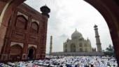 Taj Mahal namaz