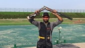 Angad Vir Singh Bajwa grabs first skeet gold for India with a world record