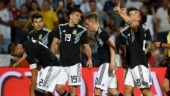 Paulo Dybala helps Argentina sink Mexico in international friendly