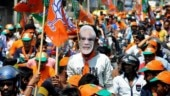 Around 10,000 BJP workers will be participating in bike rallies across UP. (Photo: Reuters)