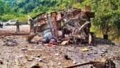 4 civilians, 1 jawan dead in Maoist blast