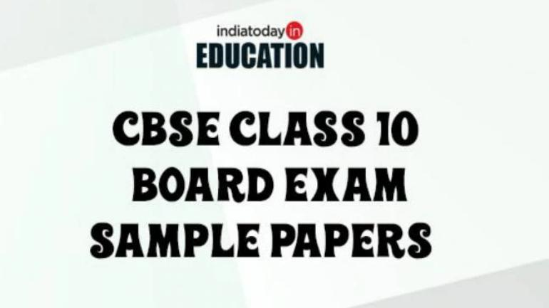 CBSE Board Exams 2019: Class 10 English sample paper for