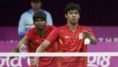 Chirag Shetty and Satwiksairaj Rankireddy won silver at the Commonwealth Games earlier this year (Reuters Photo)