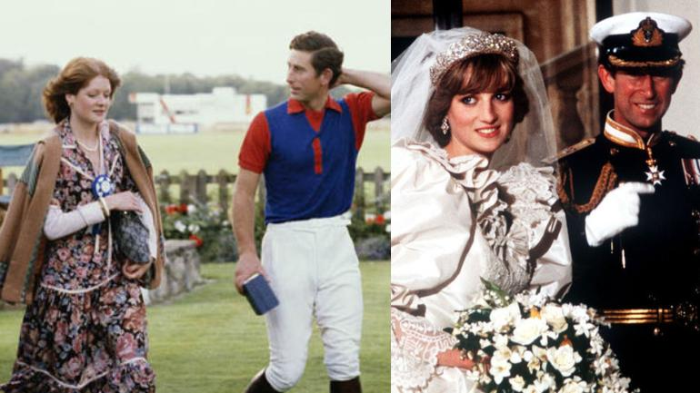 Diana And Charles Wedding.Prince Charles Had An Affair With Princess Diana S Sister