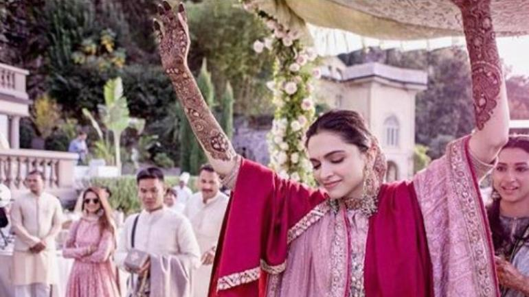 Deepika Padukone was dancing to this Sindhi song during mehendi