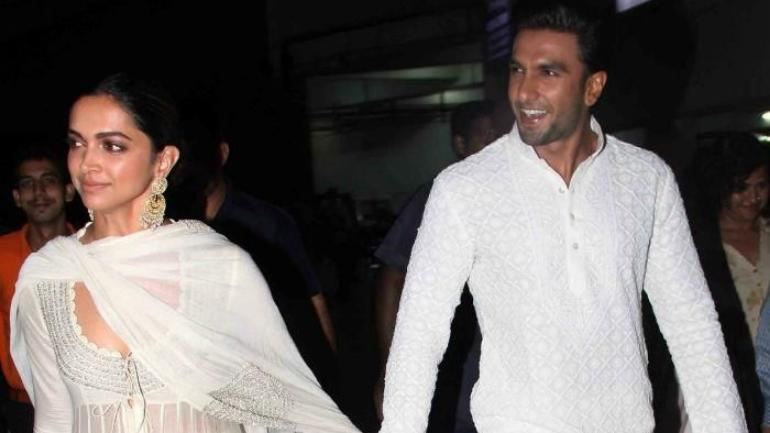 Deepika and Ranveer to tie the knot in a Sindhi ceremony today.