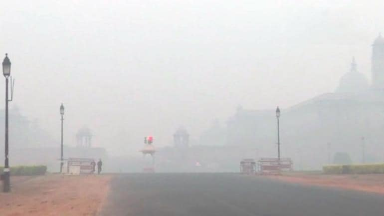 Delhi wakes up to smog day after flouting Supreme Court order on firecrackers