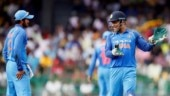 Dhoni wants to play as a mentor to Team India during the World Cup next year (Reuters Photo)