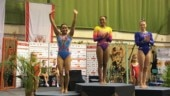 Dipa Karmakar grabs bronze in vault event at Artistic Gymnastics World Cup