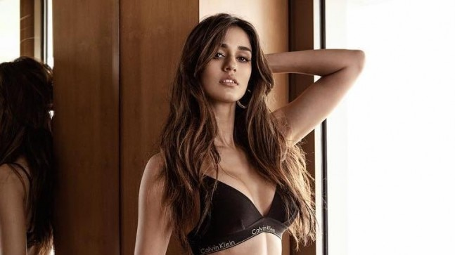 Disha Patani Sizzles In Lingerie For Racy Photoshoot See -5681