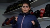Donjeta Sadiku has been denied an Indian visa which means she will not be participating in World Boxing Championships (NOC Kosovo Twitter)