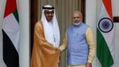 Sheikh Mohammed wishes Indians Diwali in Hindi. PM Modi replies in Arabic