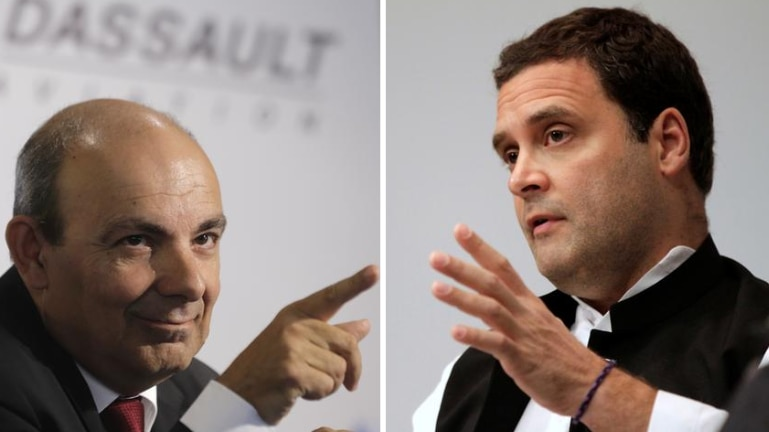 I do not lie: Dassault boss responds to Rahul Gandhi on Rafale