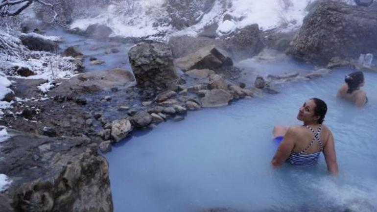 Image result for himalayan geothermal springs