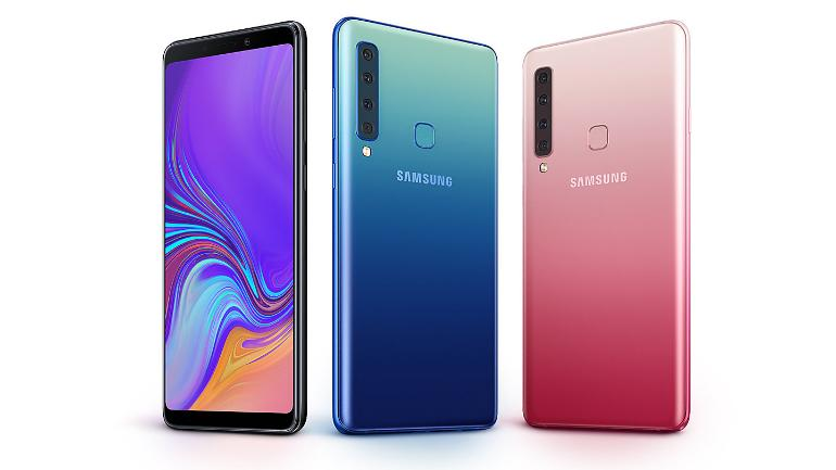 Samsung developing a 6.7-inch Galaxy S10 variant with six cameras