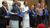 Hon'ble Vice President releases 'NCAER report on Economic Impact' and 'Coffee Table Book' of Delhi Airport