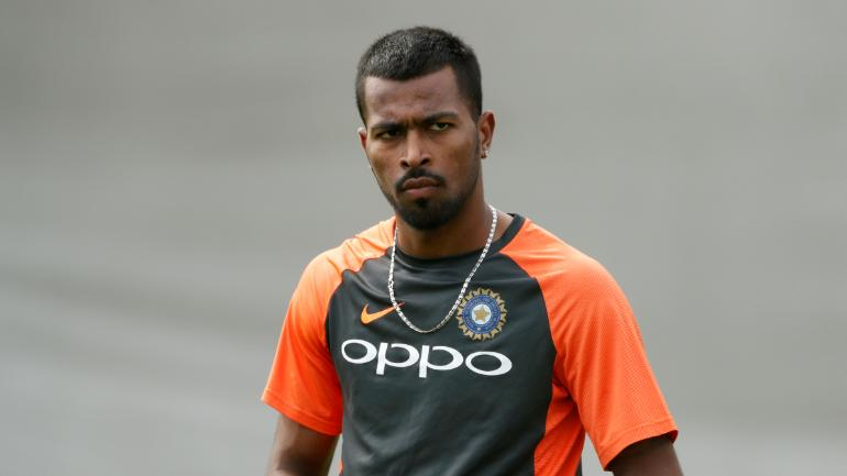 Hardik Pandya is not part of the Indian squad for the Test series in Australia (Reuters Photo)