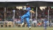 India skipper Harmanpreet Kaur carries off mascot who fell sick
