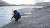 41,000 kg methane being released from this Icelandic glacier will change our future