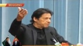 Imran Khan live from Begging