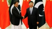 Chinese President Xi Jinping meets Pakistani Prime Minister Imran Khan at the Great Hall of the People in Beijing. (Photo: Reuters)