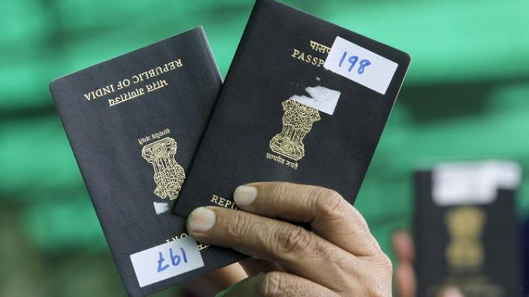 Indian passport ranks 66th in the Global Passport Power Rank 2018 Photo: Reuters