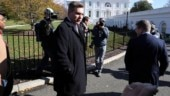 CNN correspondent Jim Acosta returns to the White House after the reinstatement of his White House press credential in Washington, US. (Photo: Reuters)