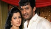 Varalaxmi and Vishal