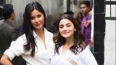 Katrina Kaif opens up on her equation with Alia Bhatt.