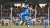Harmanpreet's 51-ball 103 was laced with 7 boundaries and 8 sixes (BCCI Photo)