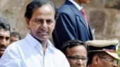 Telangana CM KCR's party symbol is car but he owns none