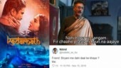 A scene from Kedarnath trailer turns into a viral meme.