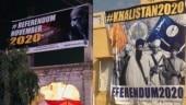 Pak fans Khalistani ambitions: Secessionist banners greet Sikh pilgrims as India fumes