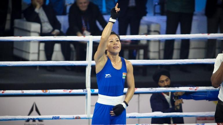 Image result for mary kom 6th world championship