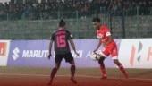 I-League: Shillong Lajong, Minerva Punjab played out a 2-2 draw