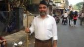 BJP leader, who wore RSS uniform, adopts 6 children from Malad madrassa