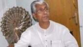Former Tripura Chief Minister Manik Sarkar and other senior CPI (M) leaders were allegedly attacked by Bharatiya Janata Party (BJP) workers in Bishalgarh.