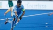Captain Manpreet Singh said India will try to give minimum chances to Belgium in their next match (Hockey India Photo)