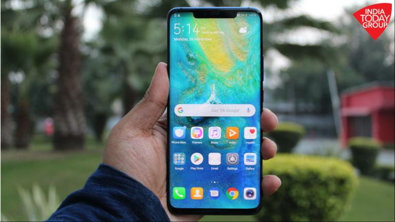 Huawei Mate 20 Pro launched in India: Price, specifications, features