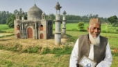 Man who built mini Taj Mahal for his wife dies in hit-and-run
