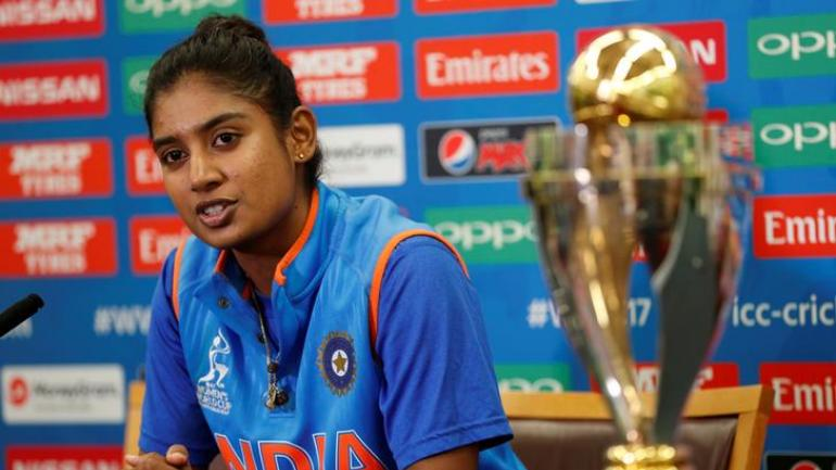 Mithali Raj's manager lashes out at Harmanpreet