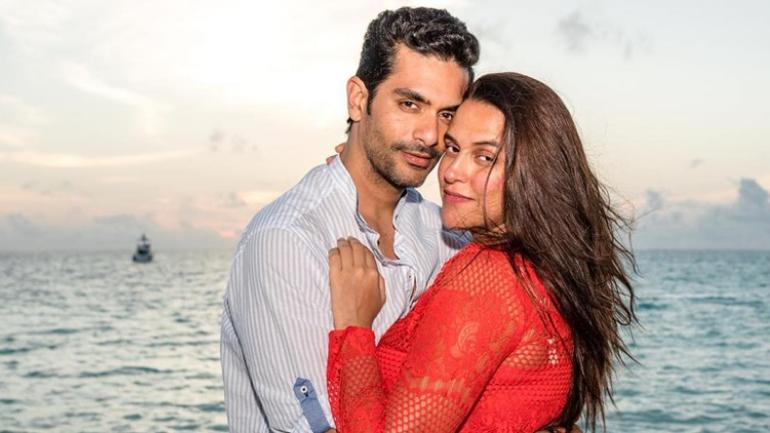 Neha Dhupia and Angad Bedi name their daughter Mehr