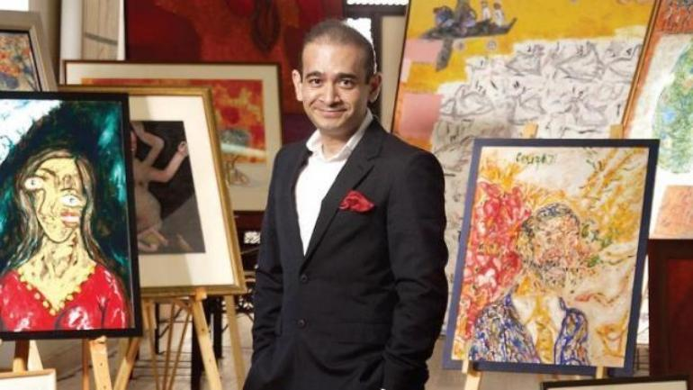 In a public notification issued earlier in the day in newspapers, and also sent to government and police departments, Nirav Modi was declared proclaimed absconder