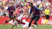 We have to help Dembele understand football is 24-hour job: Pique
